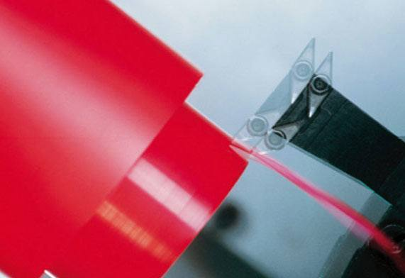 SealJet System Sealing solutions from SKF auf der EMO Hannover