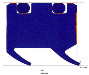 Für US. Steel entwickelte die SKF Sealing Solutions Austria GmbH eine maßgeschneiderte Dichtungslösung nicht nur virtuell, sondern per SKF-SEAL-JET-Verfahren auch gleich in Form einsatzbereiter Prototypen